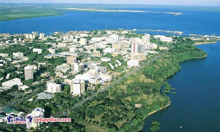 Darwin - thành phố du lịch hấp dẫn