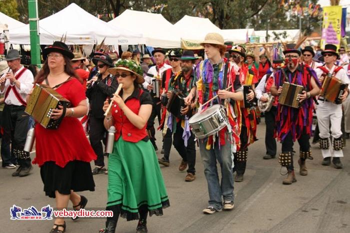 Lễ hội dân gian quốc gia – Canberra