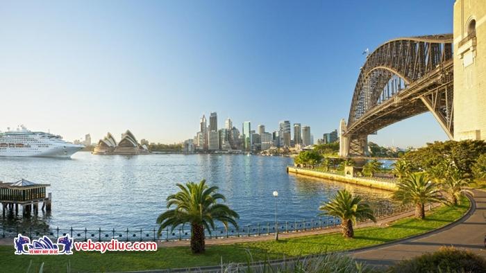 Thành phố Sydney nổi tiếng của Úc