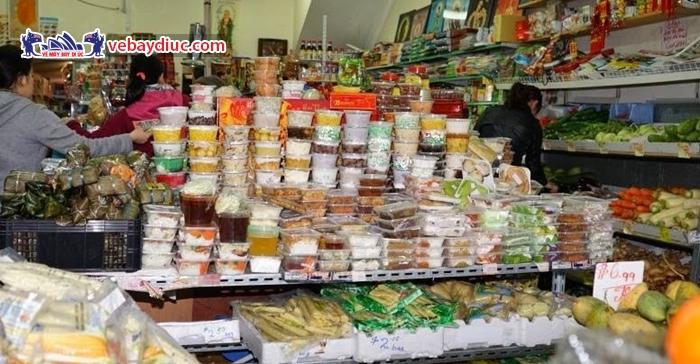 khu chợ Bankstown của người Việt ở Úc