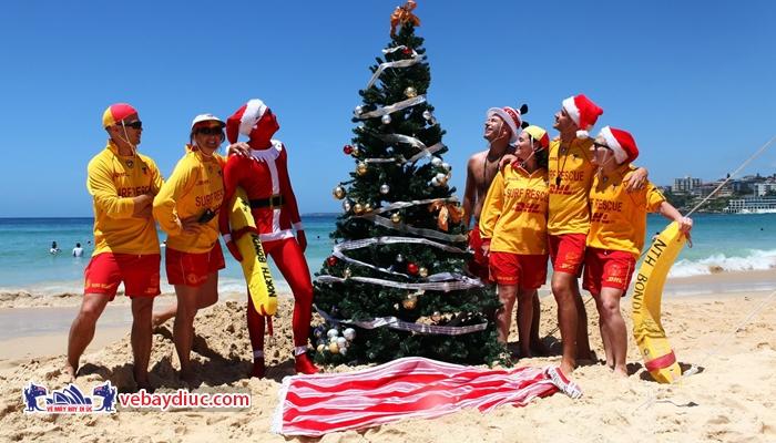 Giáng Sinh ở Úc