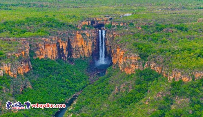 Vẻ đẹp kì vĩ ở Công viên quốc gia Kakadu Úc