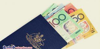 Xin visa Úc