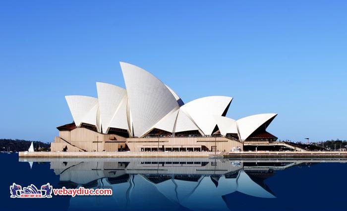 Xem nhạc ở nhà hát Sydney