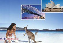 Kinh nghiệm du lịch Úc tự túc