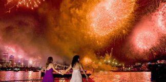 """Những địa điểm ngắm pháo hoa """"đỉnh"""" nhất ở Úc"""
