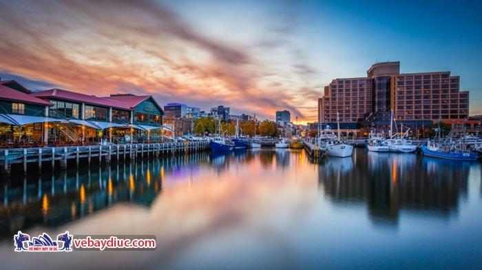 Nghỉ dưỡng ở thành phố Hobart