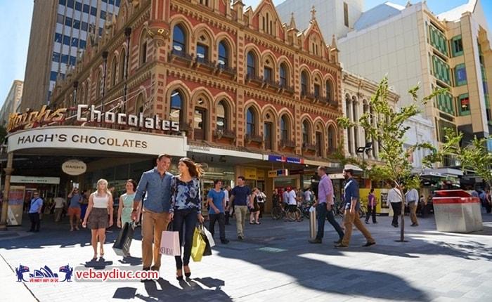 Ghé thăm thành phố Adelaide