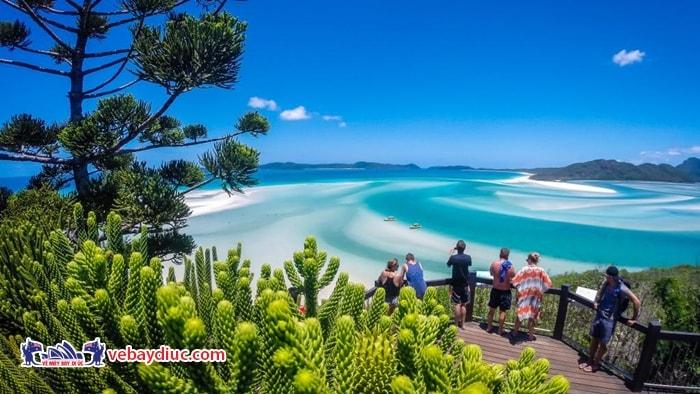 Những địa điểm du lịch nổi tiếng ỏ Úc
