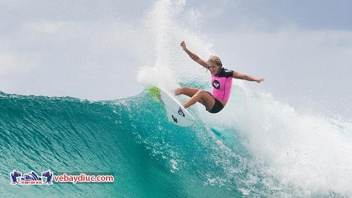Trải nghiệm lướt sóng